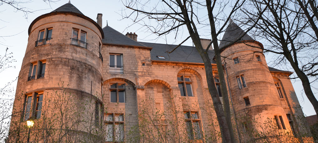 visite chateau dans l'Oise